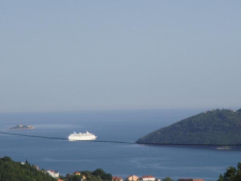 Ver cruzeiros vela de Kotor para Dubrovnik, a partir dos terraços