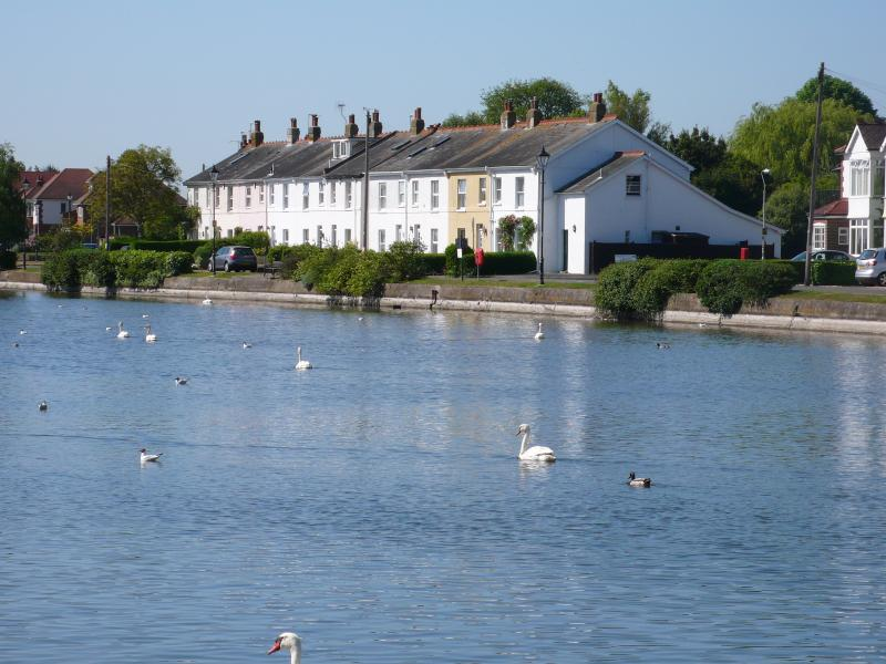 Anglers Cottage, holiday rental in Havant