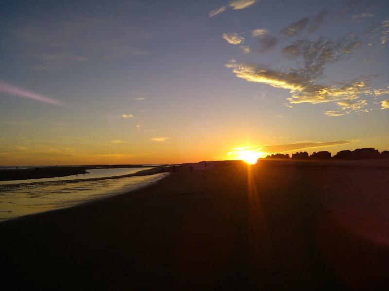 Puesta de sol Isla de Canela