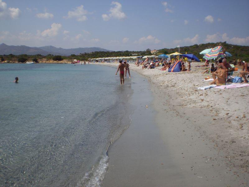 Spiaggia (beach)