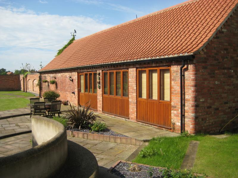 External view of Woodlands Cottage