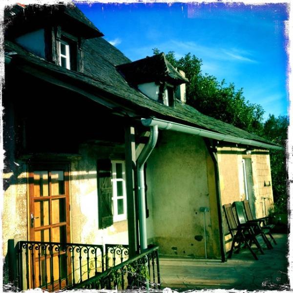Aveyronaise Farmhouse - France, vacation rental in Nauviale