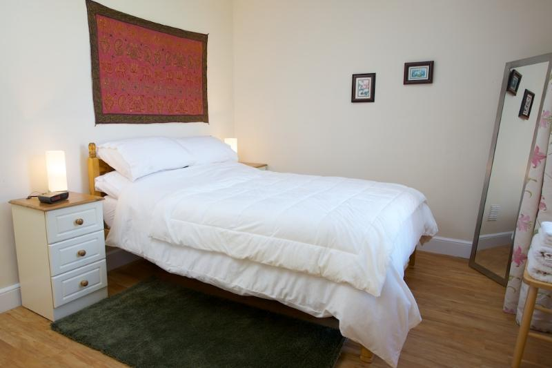 Habitación doble con cama nido adicional disponible