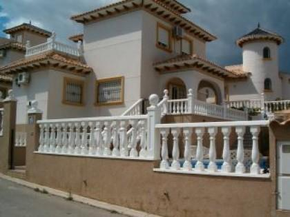 Large Beautiful Villa with Private Pool, vacation rental in Orihuela Costa