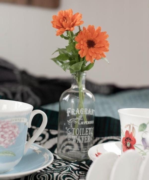 Enjoy breakfast in bed, as standard!