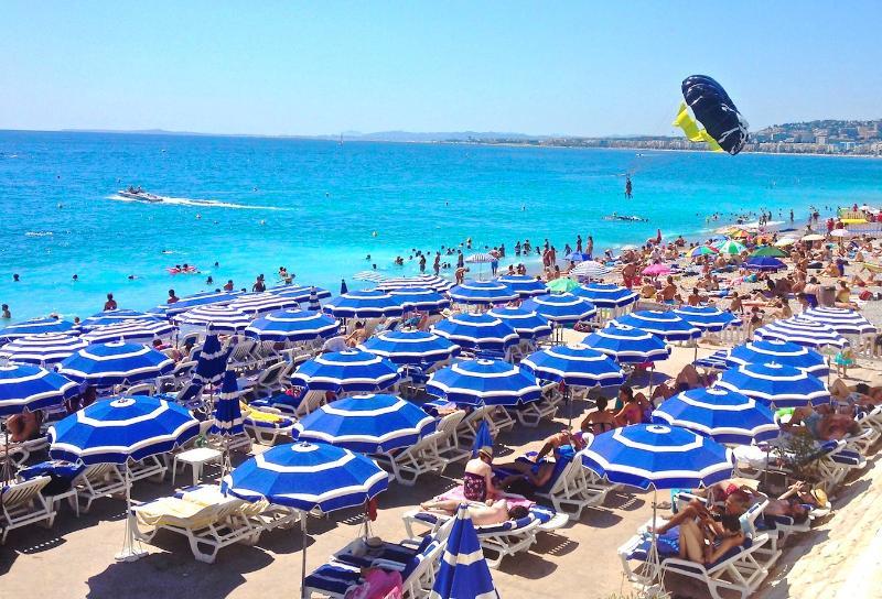Privat beaches