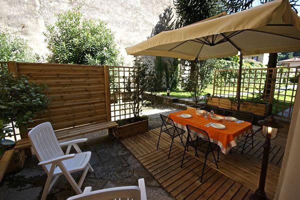 Cortile Medievale, holiday rental in Cannobio