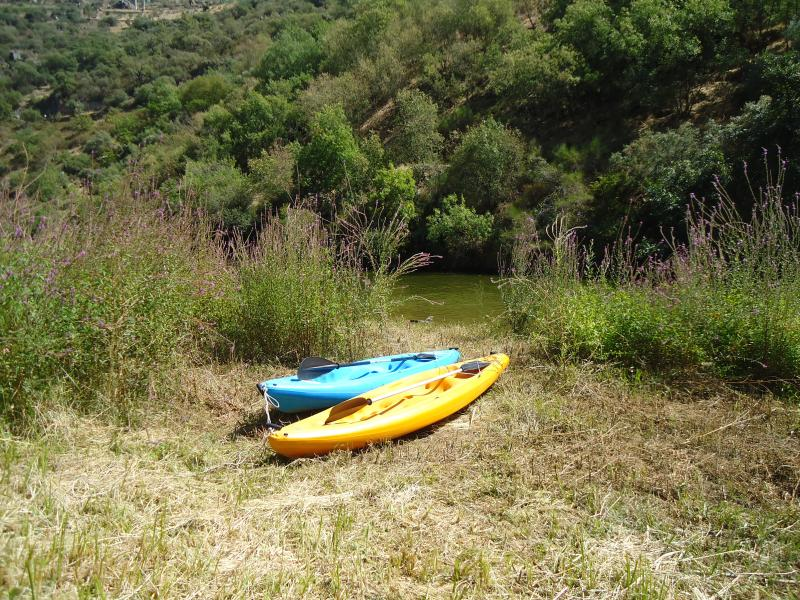 Adventure???... Pick up a kayak and go ahead...