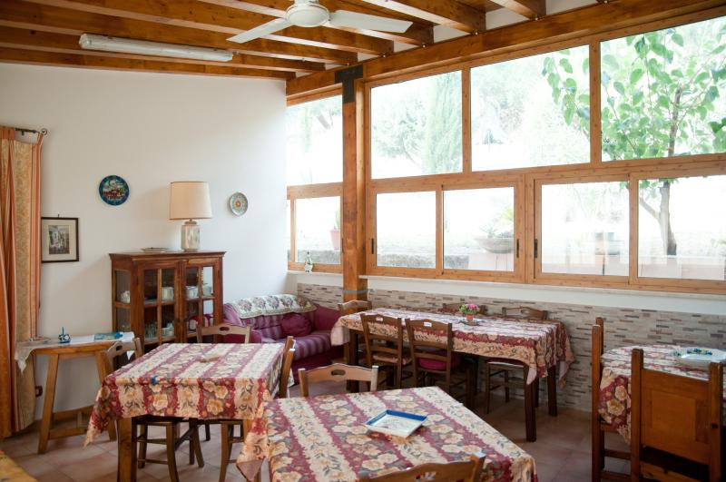 Sala de desayuno