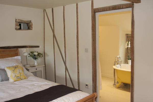 Bedroom with en-suite