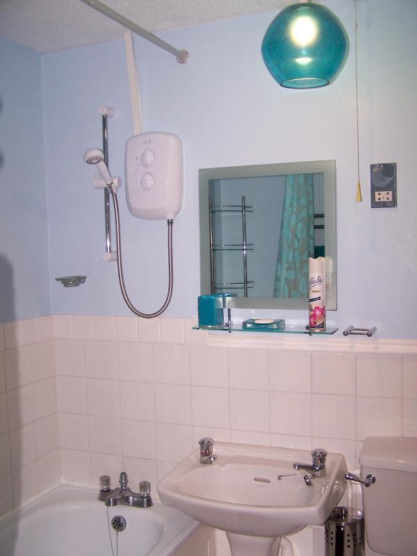 Family bathroom on the ground floor