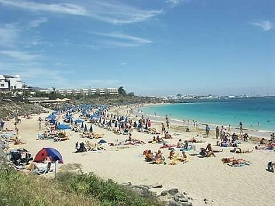 Spiaggia Playa Dorada