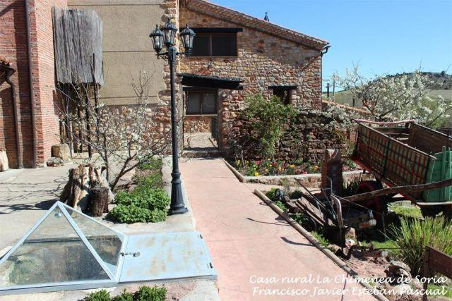 La Chimenea de Soria II, holiday rental in Hontoria del Pinar