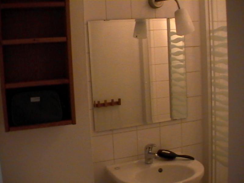 salle d'eau au premier niveau