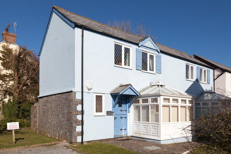 Cornstore, St. Florence, Tenby, casa vacanza a Cresselly