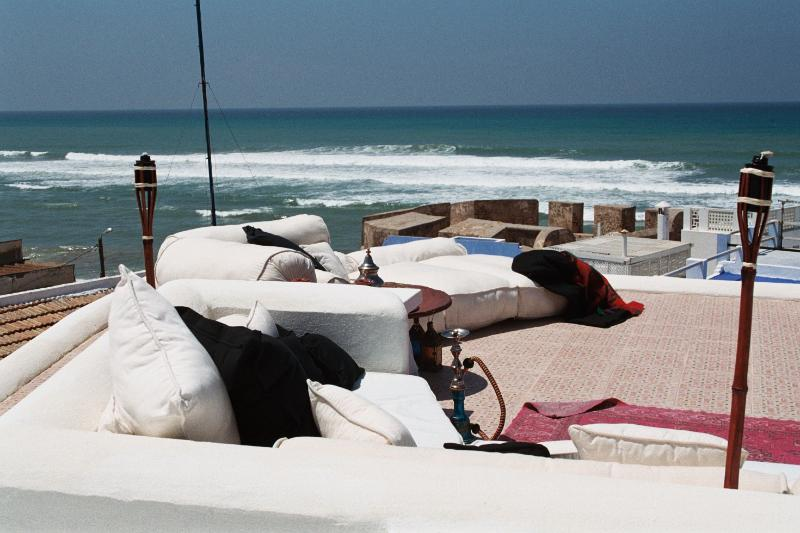 Terrace with Ocean views