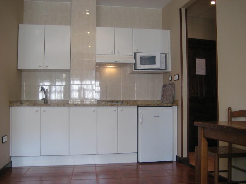 Cocina apartamento/estudio