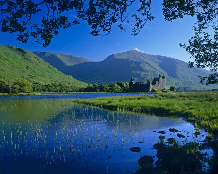 Nearby Kilchurn Castle