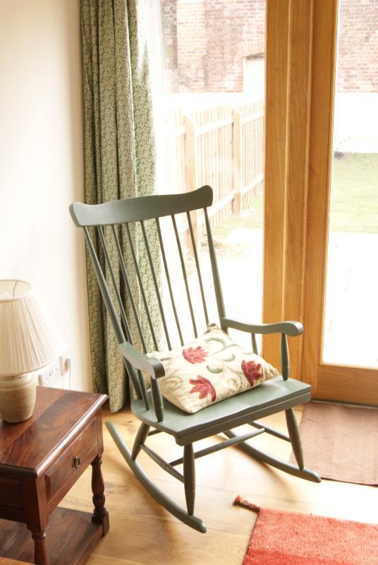 Kingfisher sitting room