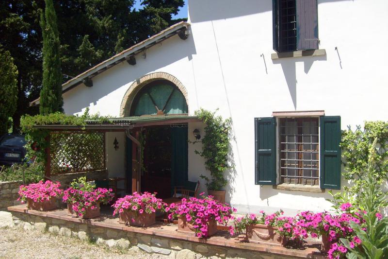 'Casa Piccola'   Quattroventi, holiday rental in Montefioralle
