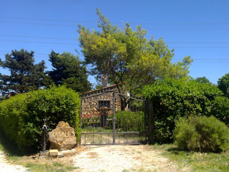 ingresso Casale Policarpo