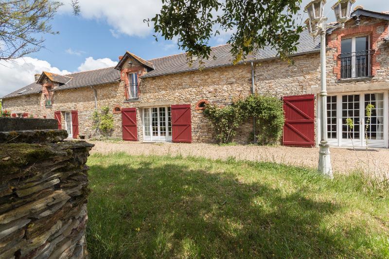 gîte 15 pers, Nantes La Baule, location de vacances à Campbon
