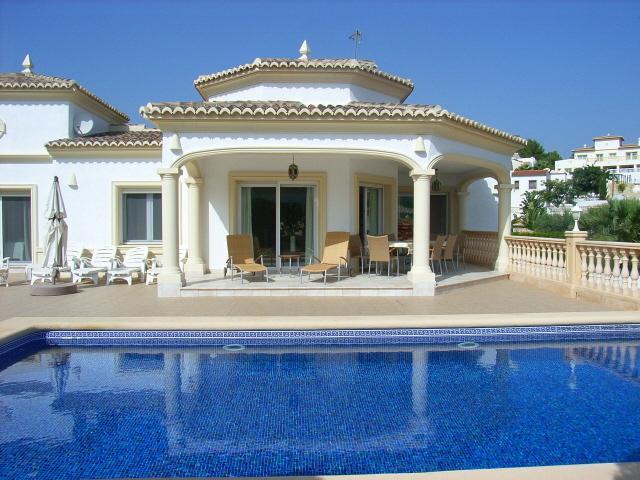 fab Villa in El Portet