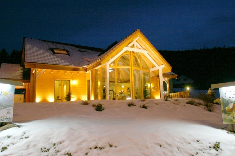 Chalet du Pont des Fées SAUNA ET SPA, holiday rental in Gerardmer