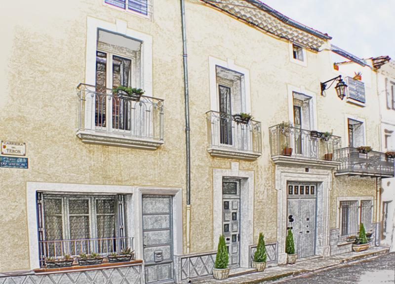 The Village House and Home, maison de village, GABIAN