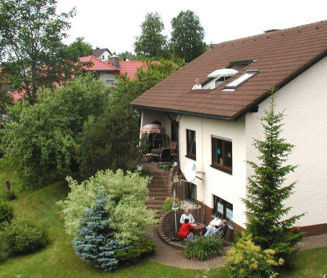 Apartamento de 85 m2 de 3 habitaciones en Nagel, holiday rental in Warmensteinach