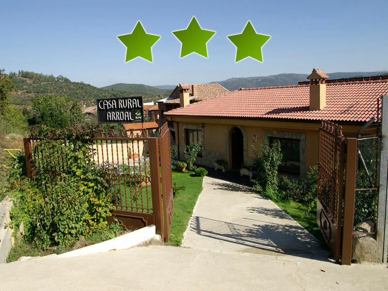Casa Rural Arroal-1, holiday rental in Pinedas