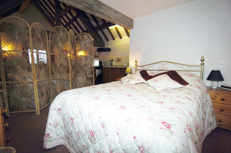 Bedroom in the Granay