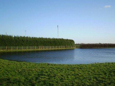 Rutland Water nearby.