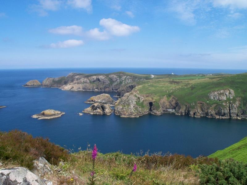 Strumble Head from the Pembrokeshire Coastal Path