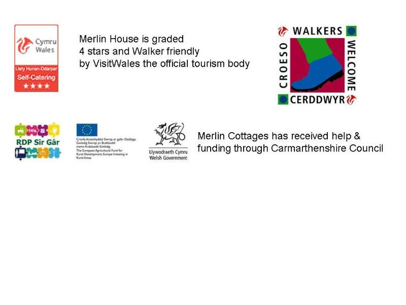 VisitWales 4* and Walker Accreditation