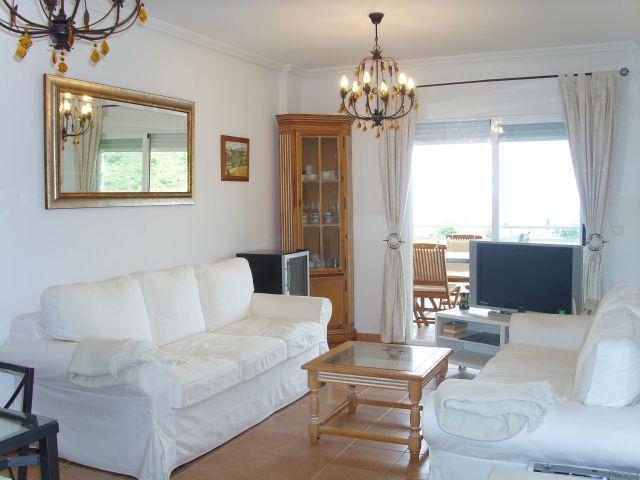 Apart.vista mar.A/Acond.WiFi.PiscinTerrazaGymSauna, holiday rental in Campello