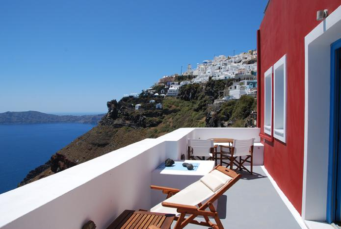 Santorini-Hara's houses no4, holiday rental in Imerovigli
