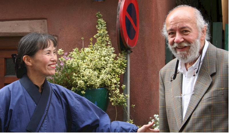 Vos hôtes : Nobuko Matsumiya et Philippe Costa di Costanzo