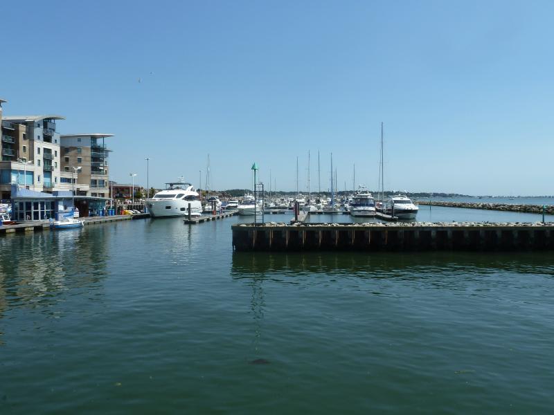 Marina Poole Quay