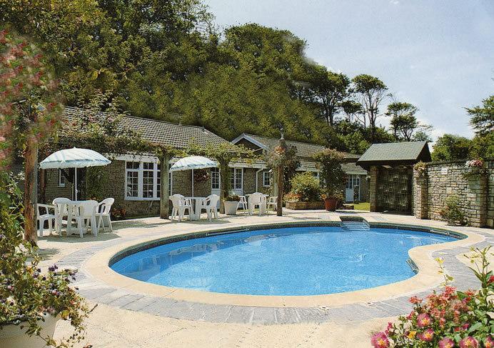 Granite Henge pool