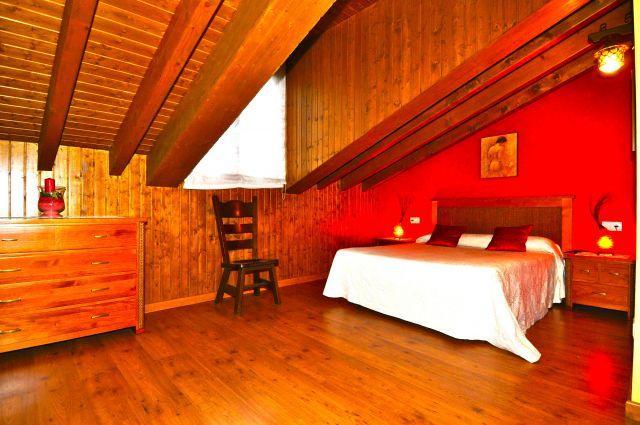 Dormitorio Suit cama 1,5
