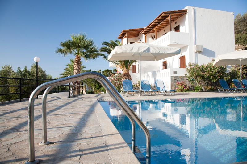 Villa Michalis 4-6 pers., holiday rental in Pachia Ammos
