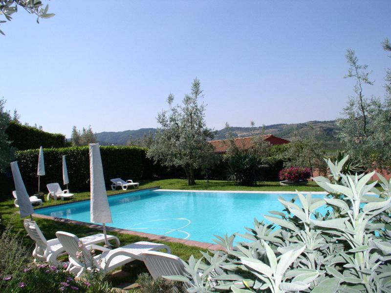 Terre di Melazzano -Apt Elisa, location de vacances à Casole