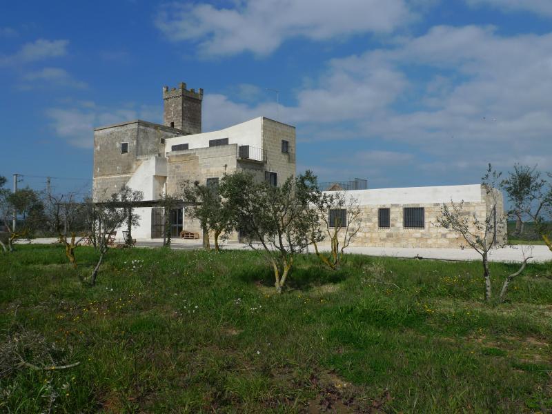 The turrett villa, holiday rental in Mesagne