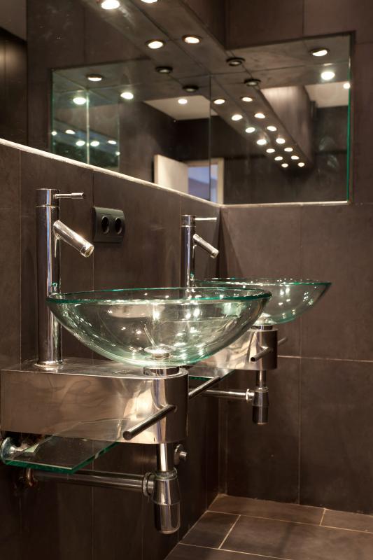 The Urban Suite Bathroom