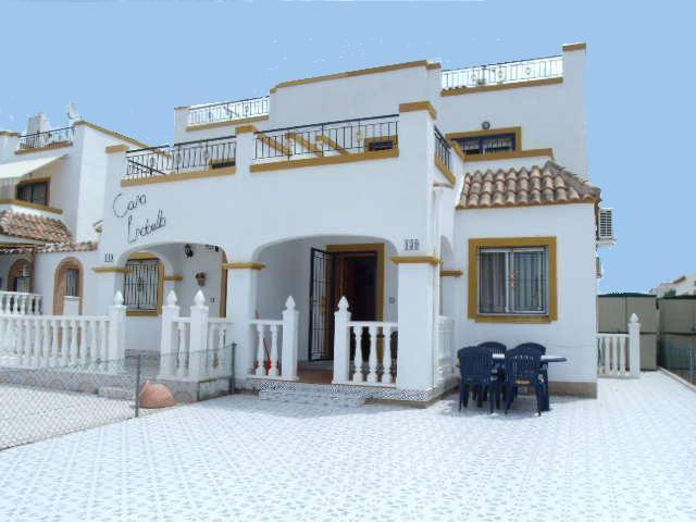 Quad house Jardin Del Mar  13, vacation rental in Torrevieja