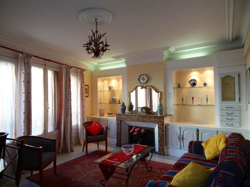 Grand salon.