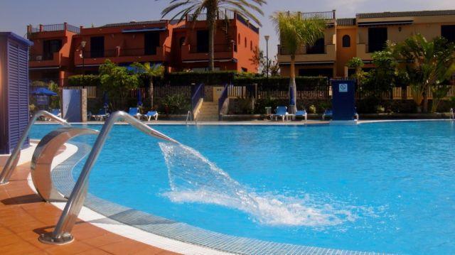 Bungalow con jardin privado en Meloneras, vacation rental in Maspalomas