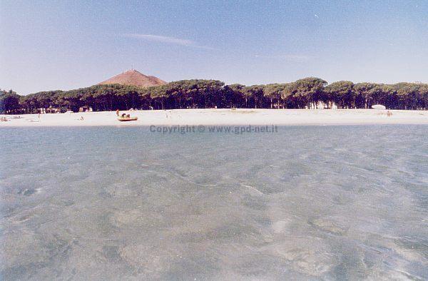 spiaggia 'SuTiriarzu'