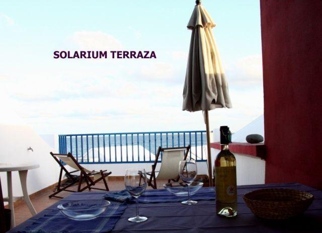 Duplex, chill out sobre el mar, vacation rental in Punta Mujeres